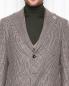 Пиджак из шерсти и льна с узором LARDINI  –  МодельОбщийВид1