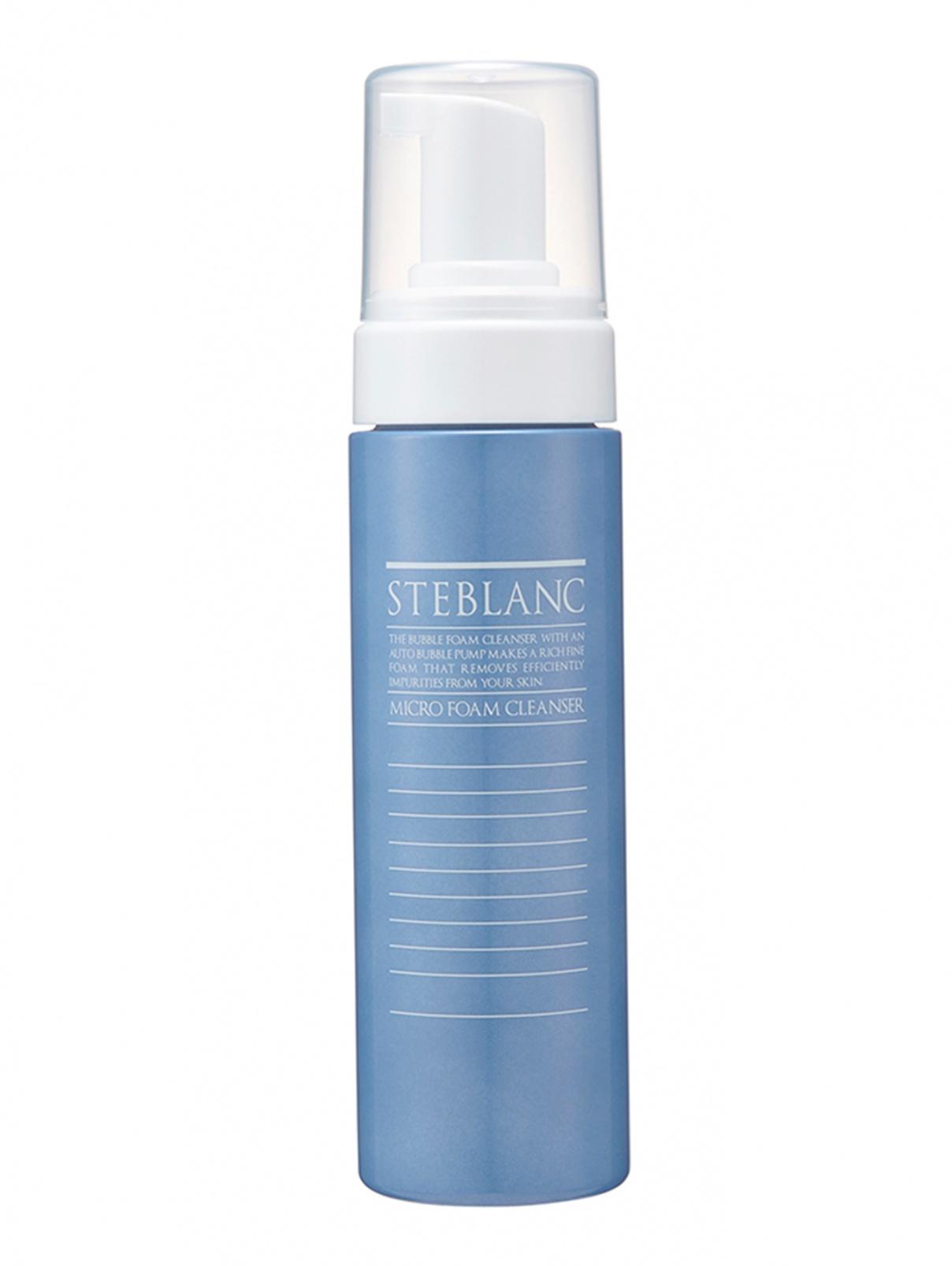 Micro Foam Cleanser / Воздушная пенка для умывания 200 мл STEBLANK  –  Общий вид