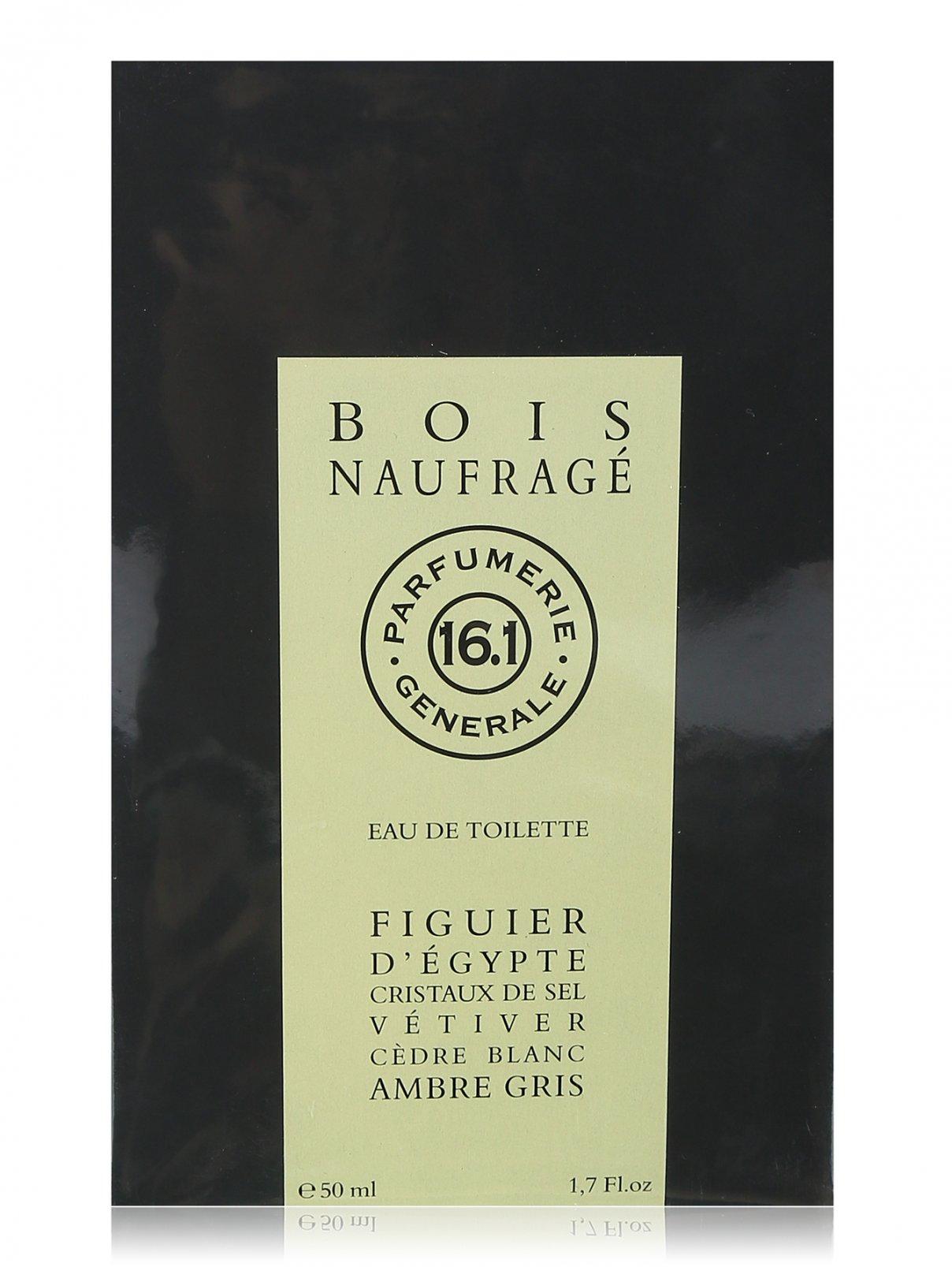 Туалетная вода 50 мл Bois Naufrage Generale Parfumerie Generale Parfumerie  –  Общий вид