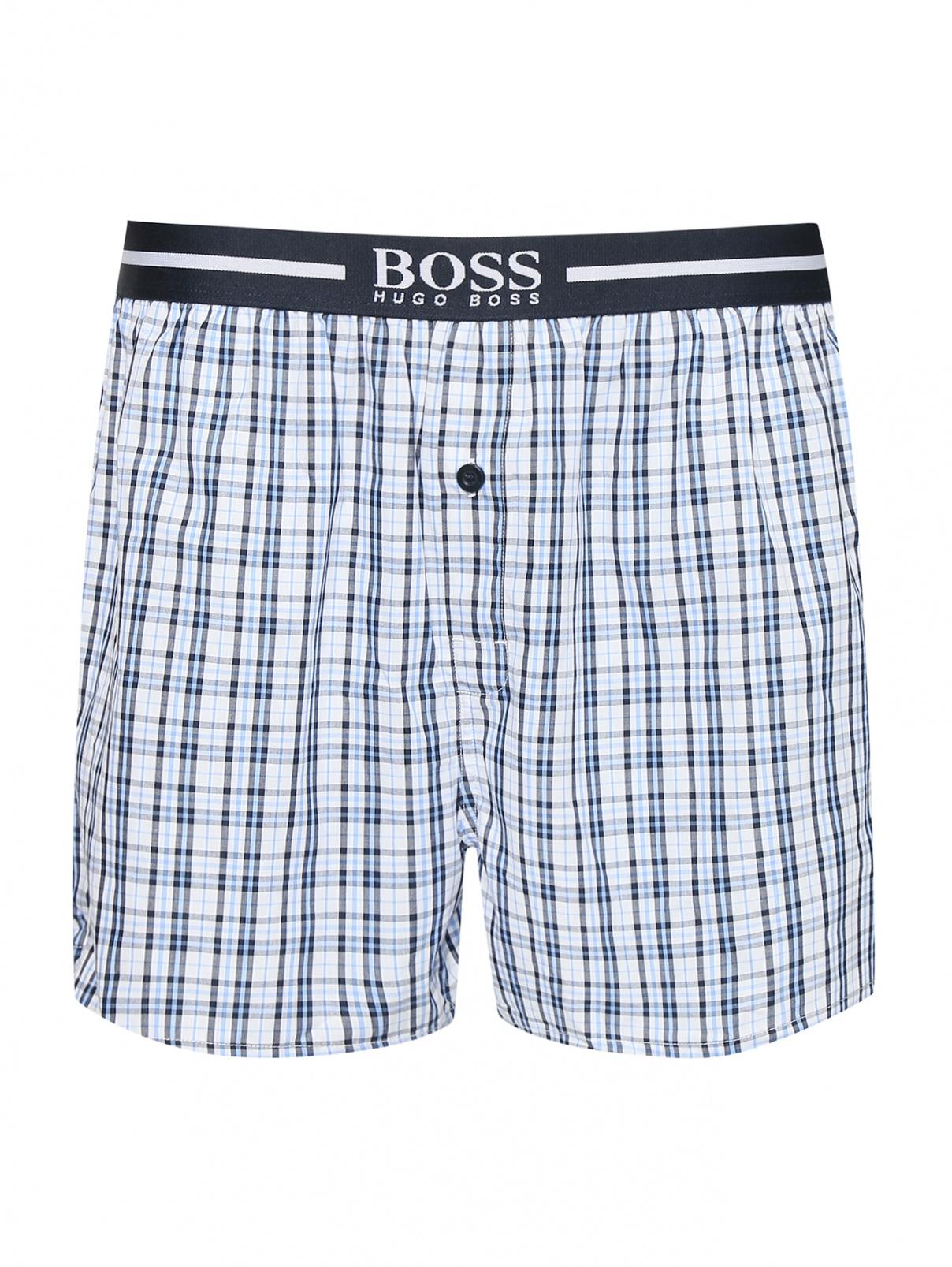 Набор трусов-шорт из хлопка BOSS  –  Общий вид