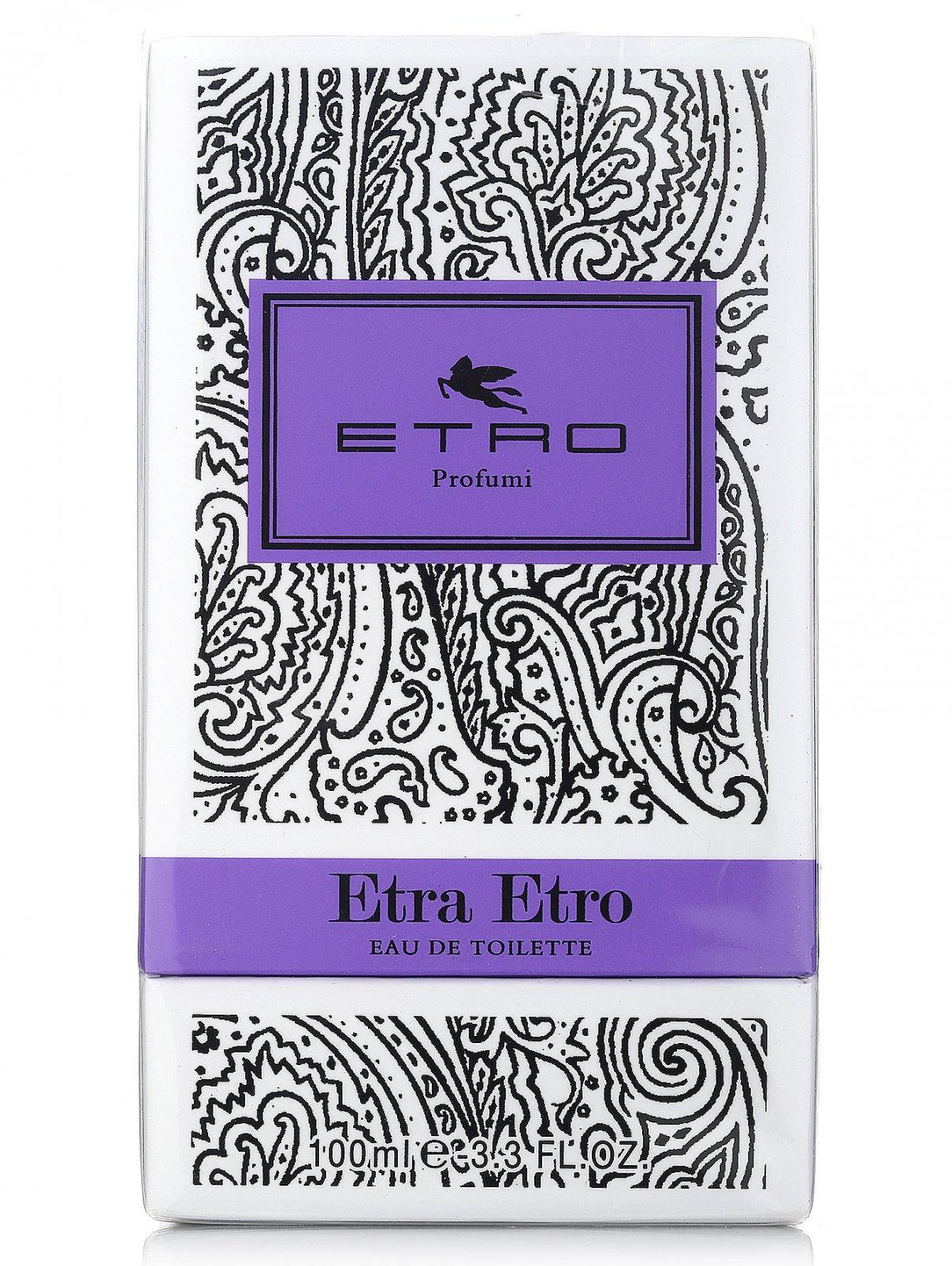 Туалетная вода - Etra Etro, 100ml Etro  –  Модель Общий вид
