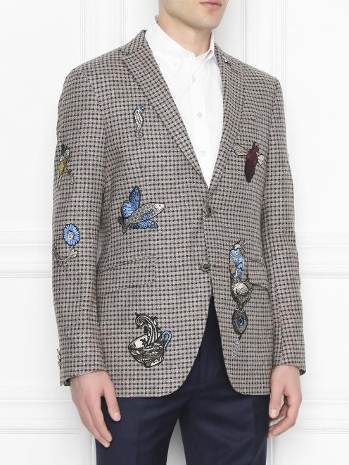 dbde6a9ddc7d Брендовые стильные модные мужские жакеты и пиджаки