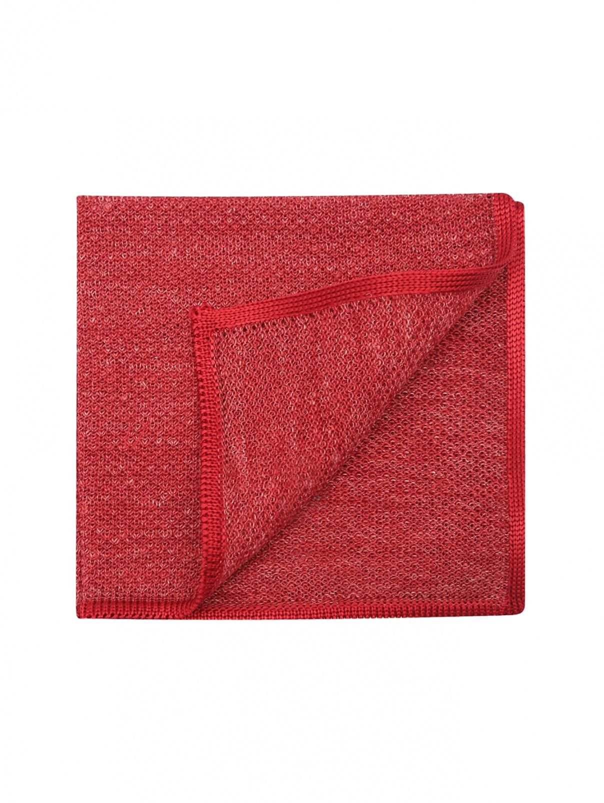 Платок из шелка и льна Eton  –  Общий вид