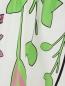 Платье из хлопка с цветочным узором Isola Marras  –  Деталь1