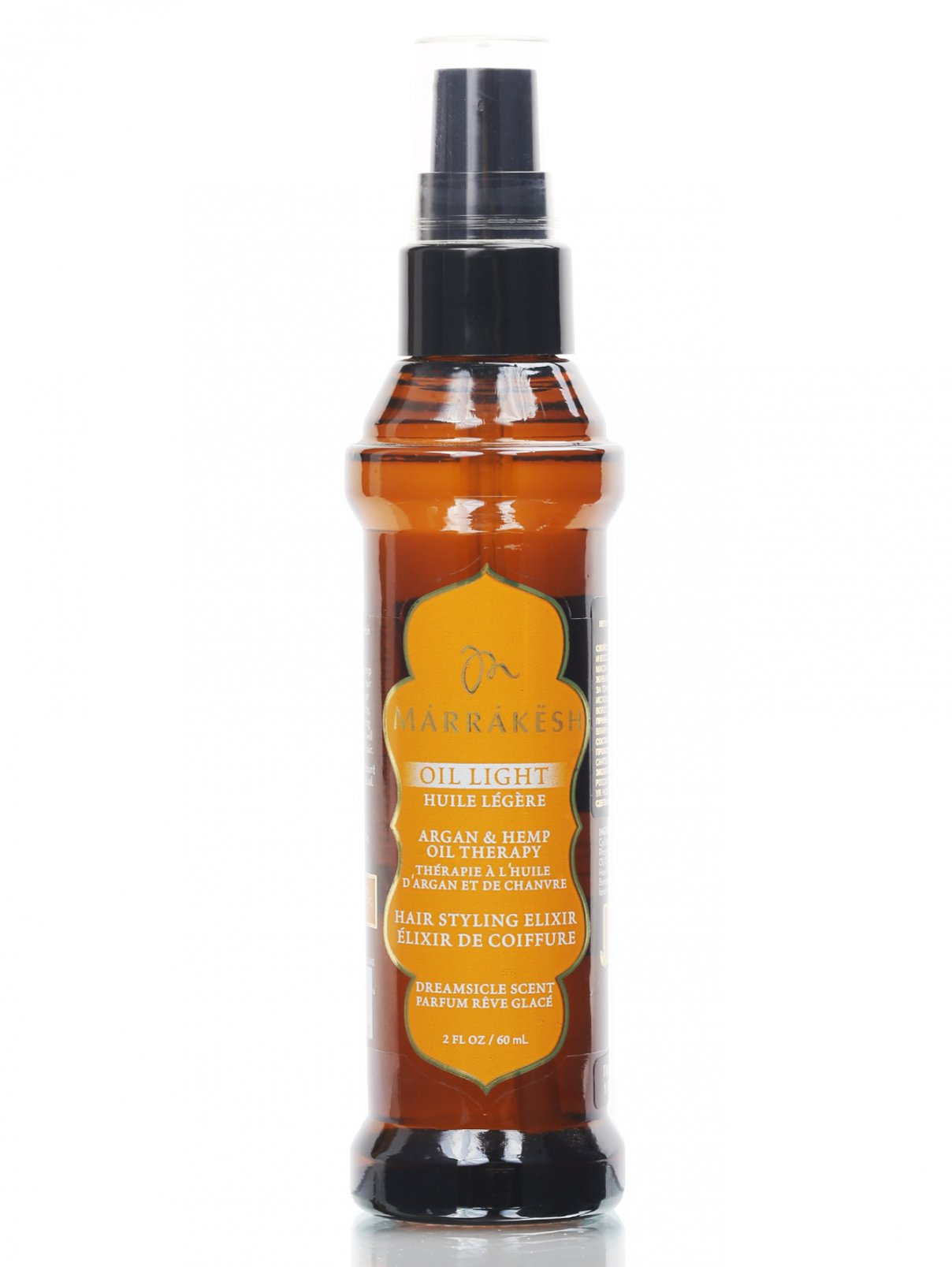 Масло для волос - Dreamsicle Light, Hair Care, 60ml Marrakesh  –  Общий вид