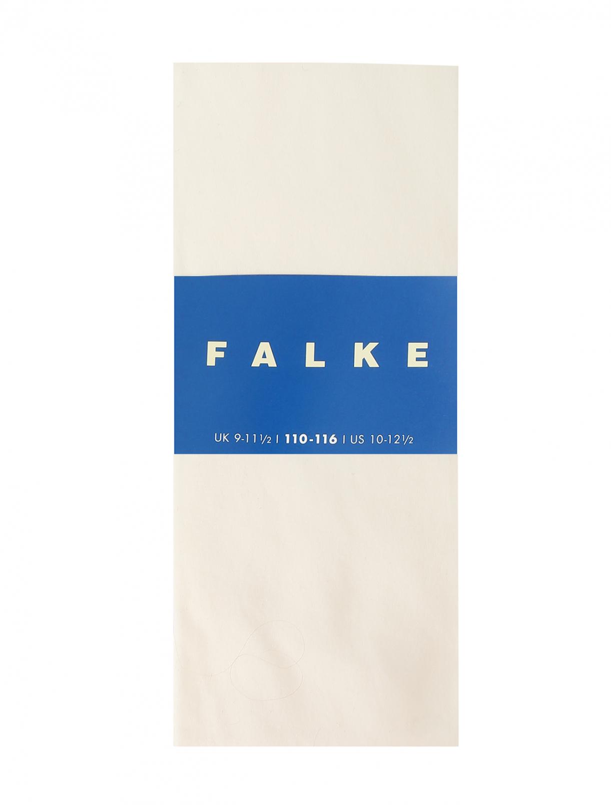 Эластичные колготки на основе хлопка Falke  –  Общий вид