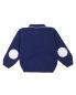 Комплект из джемпера и брюк из шерсти Tomax  –  Обтравка1