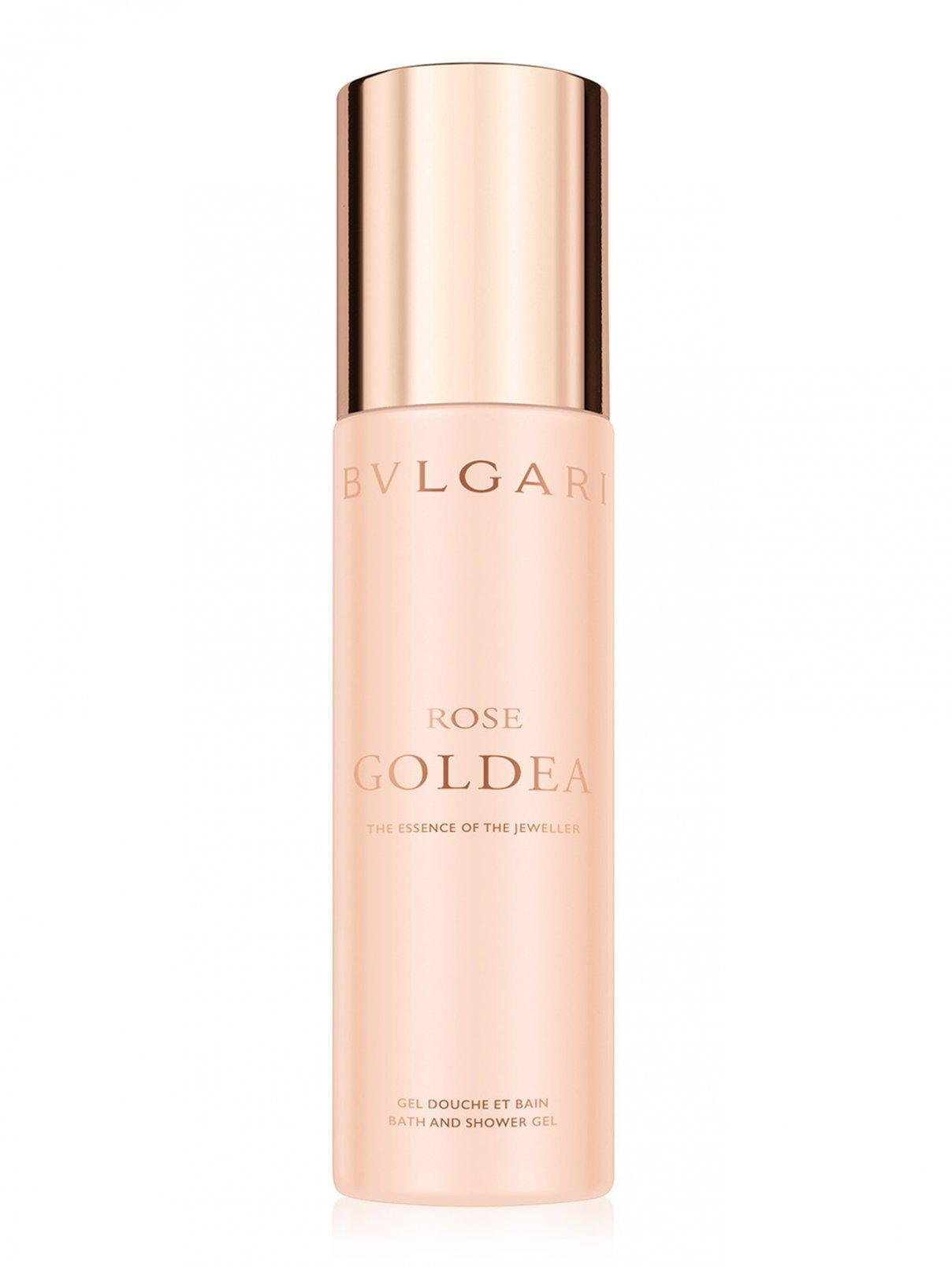 Гель для душа 200 мл Rose Goldea BVLGARI  –  Общий вид