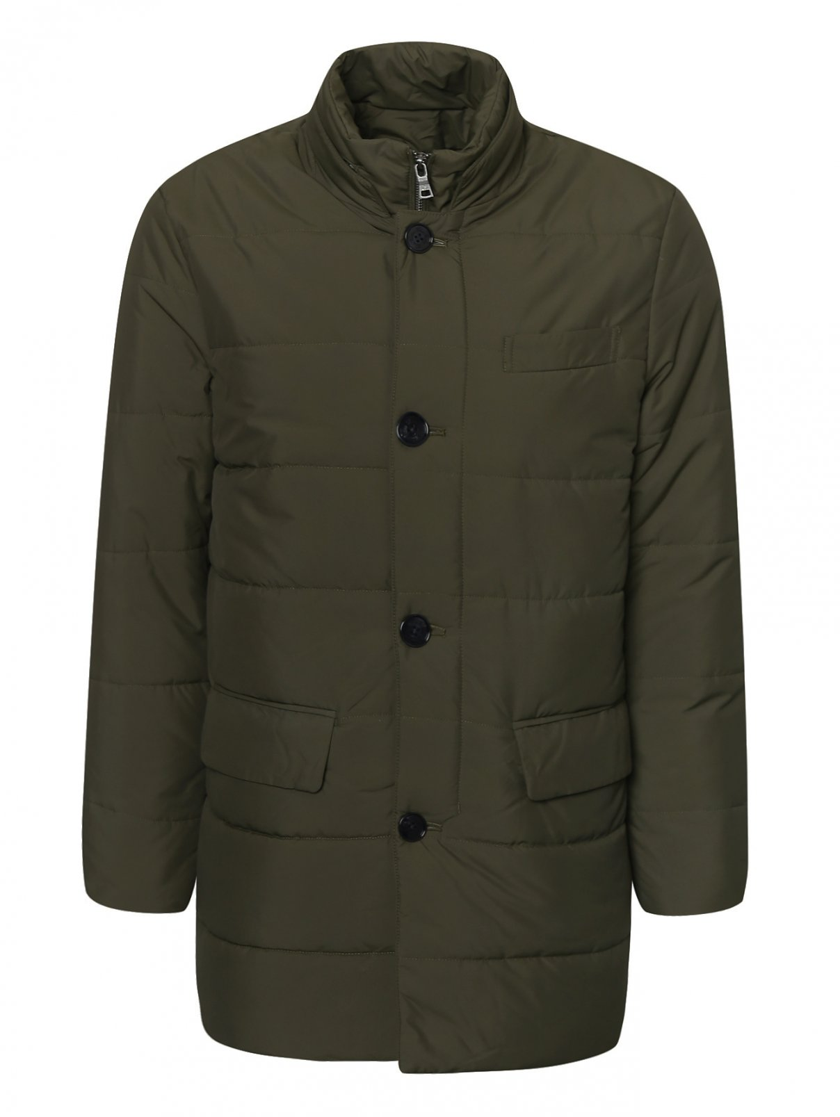 Куртка стеганая Brooks Brothers  –  Общий вид