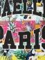 Свитшот с тропическим принтом Gaelle  –  Деталь