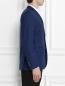 Пиджак однобортный из шерсти LARDINI  –  МодельВерхНиз2