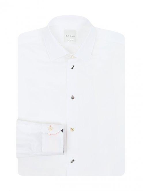 Рубашка из хлопка Paul Smith - Общий вид