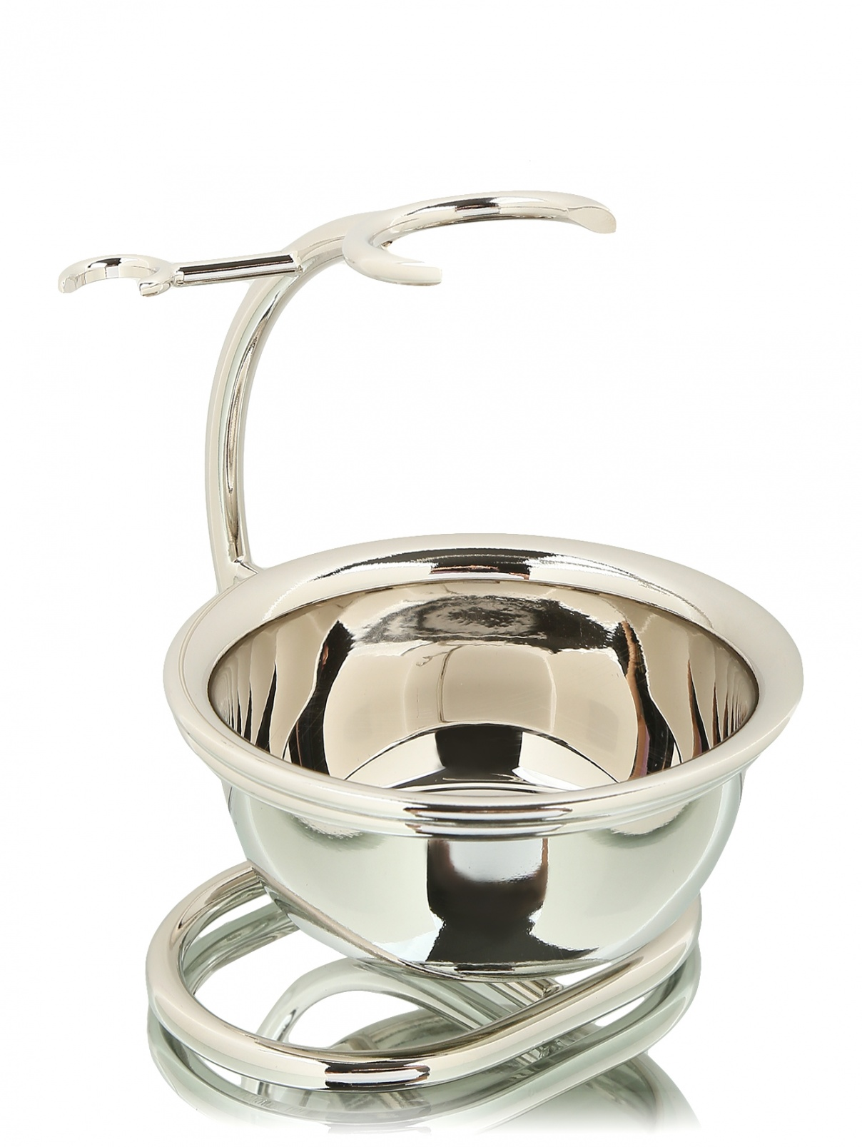 Подставка для станка и кисти с чашей для бритья Truefitt & Hill  –  Общий вид