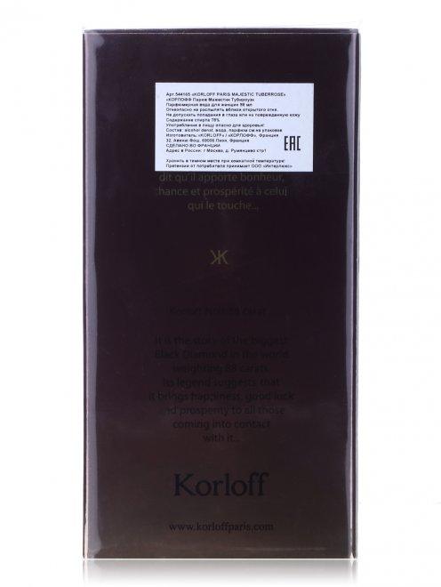 Туалетная вода - Majestic Tuberrose, 88ml Korloff - Модель Верх-Низ