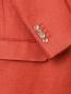 Пиджак однобортный из шерсти LARDINI  –  Деталь