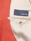 Пиджак однобортный из шерсти LARDINI  –  Деталь2