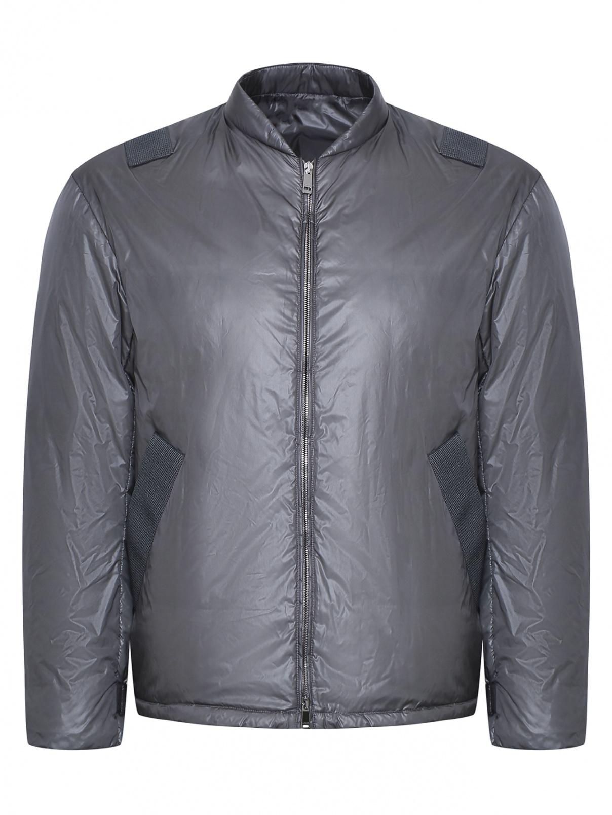 Куртка свободного кроя на молнии Jil Sander  –  Общий вид