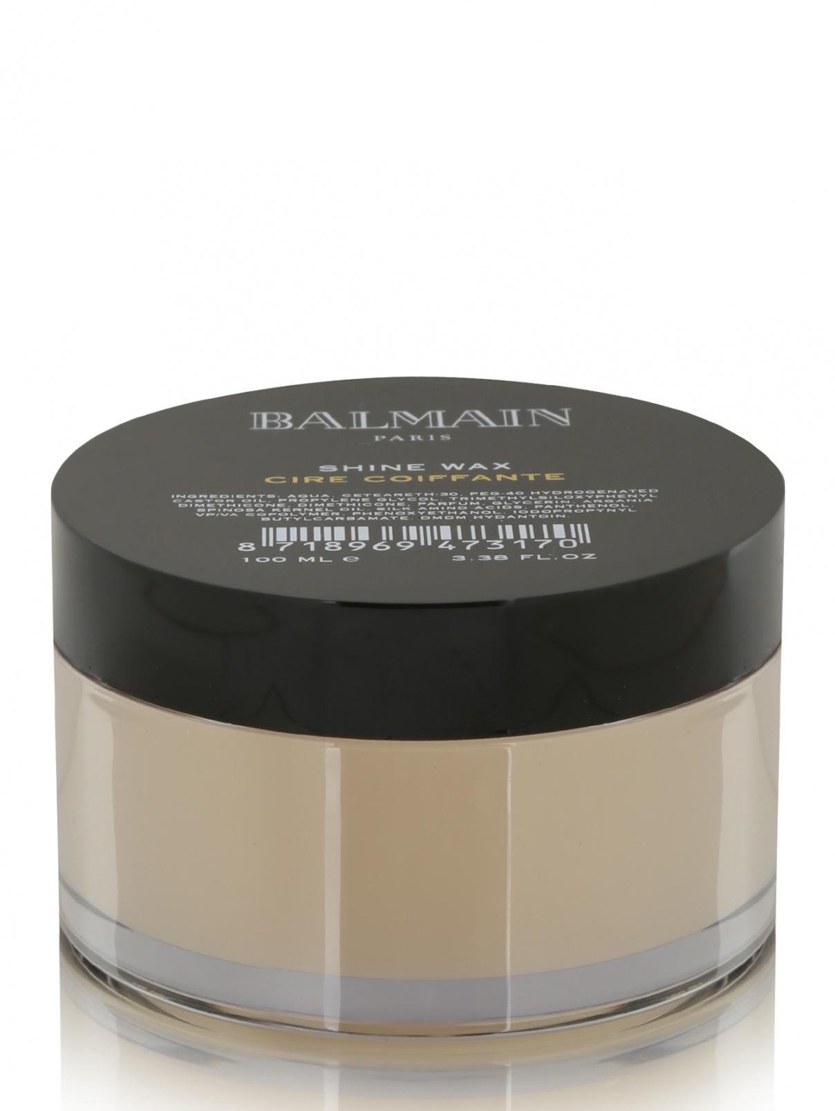 Воск для объема и блеска волос 100 мл Balmain  –  Общий вид