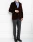 Пиджак однобортный из хлопка Etro  –  МодельОбщийВид