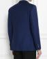 Пиджак однобортный из шерсти LARDINI  –  МодельВерхНиз1