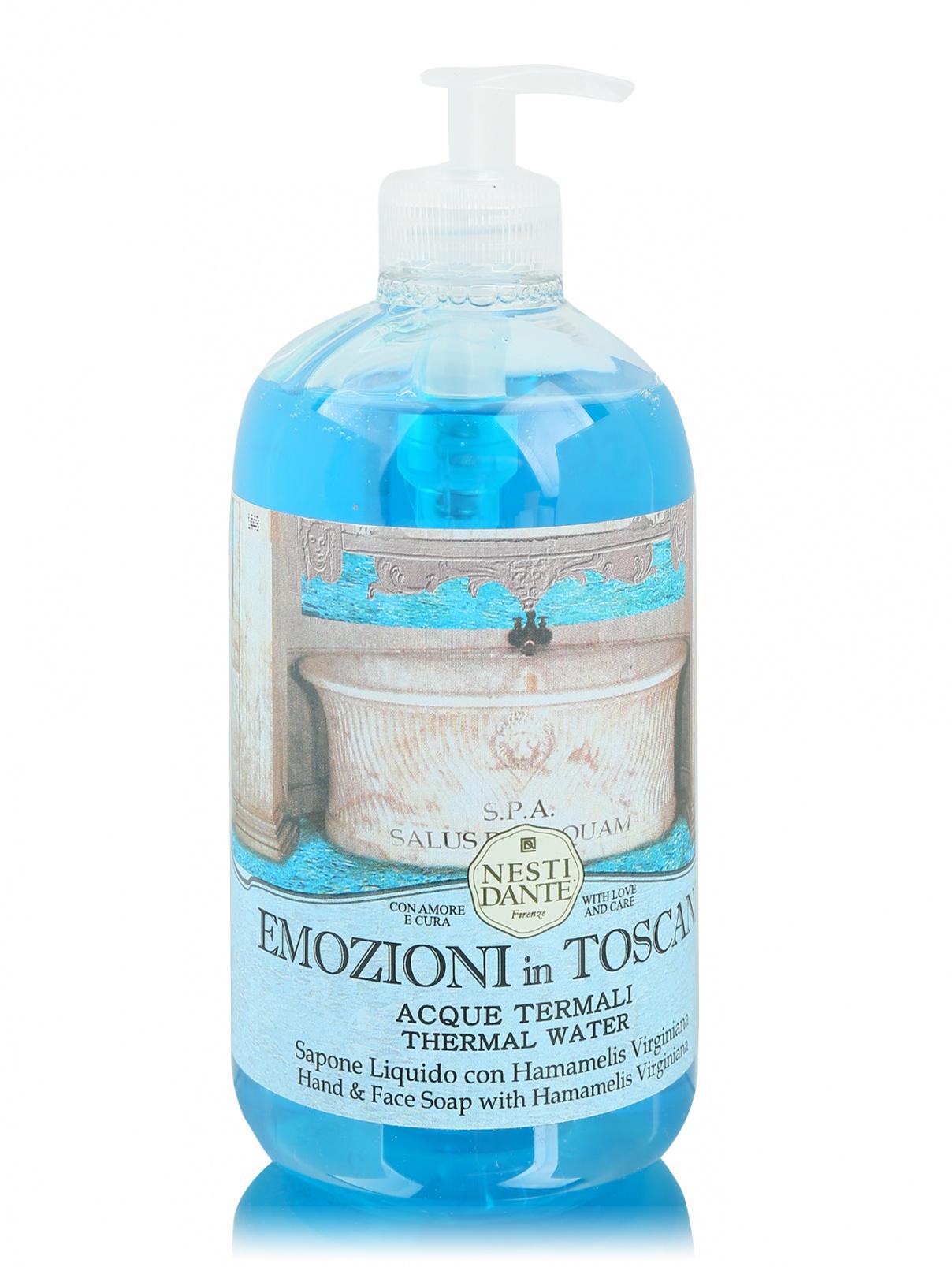 Жидкое мыло для рук 500 мл Тропический Рай Nesti Dante  –  Общий вид