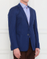 Пиджак из шерсти узкого кроя Corneliani ID  –  Модель Верх-Низ
