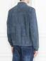 Куртка из замши с узором Etro  –  МодельВерхНиз1