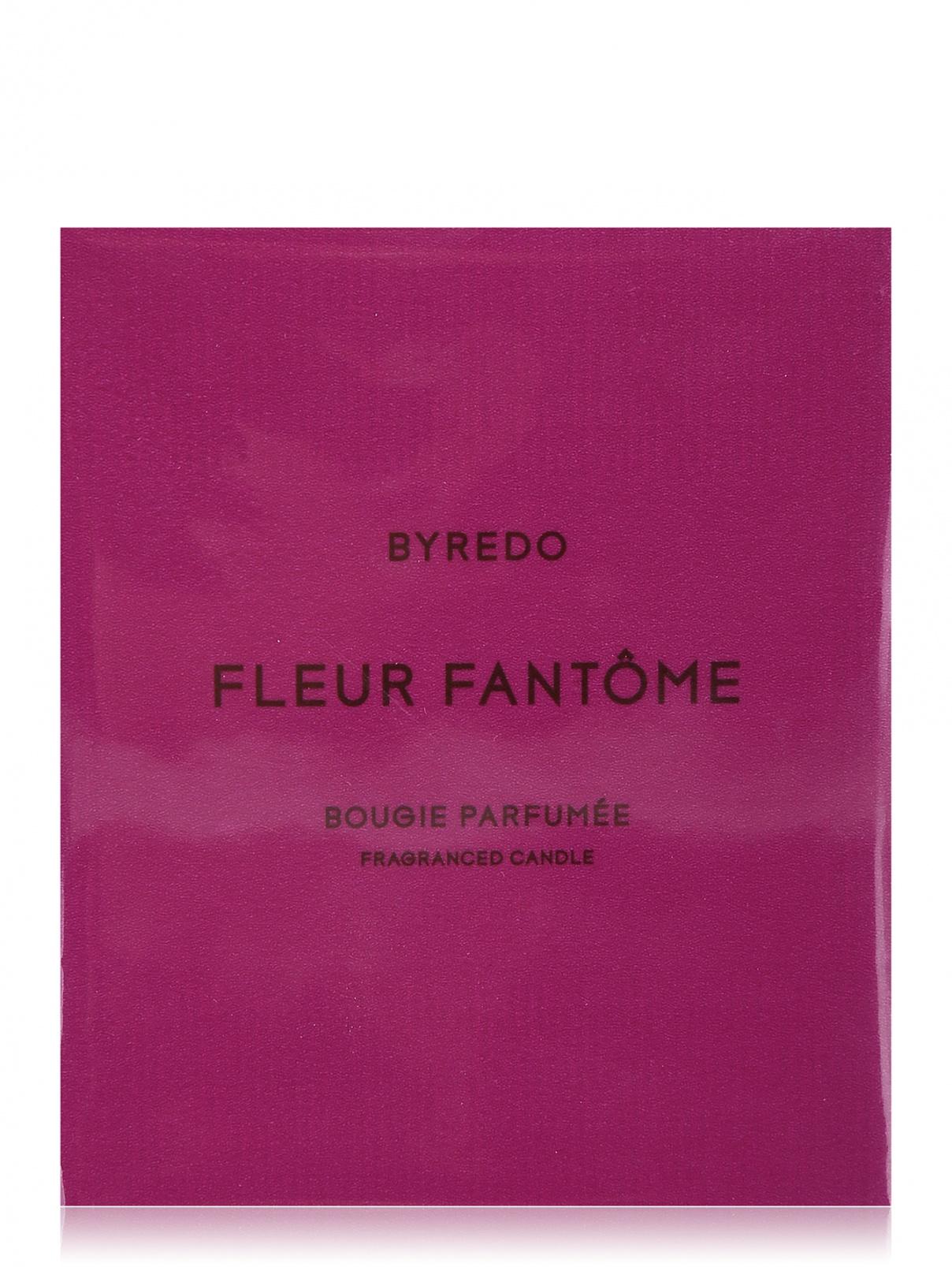 Свеча 240 г FLEUR FANTOME Candles Byredo  –  Общий вид