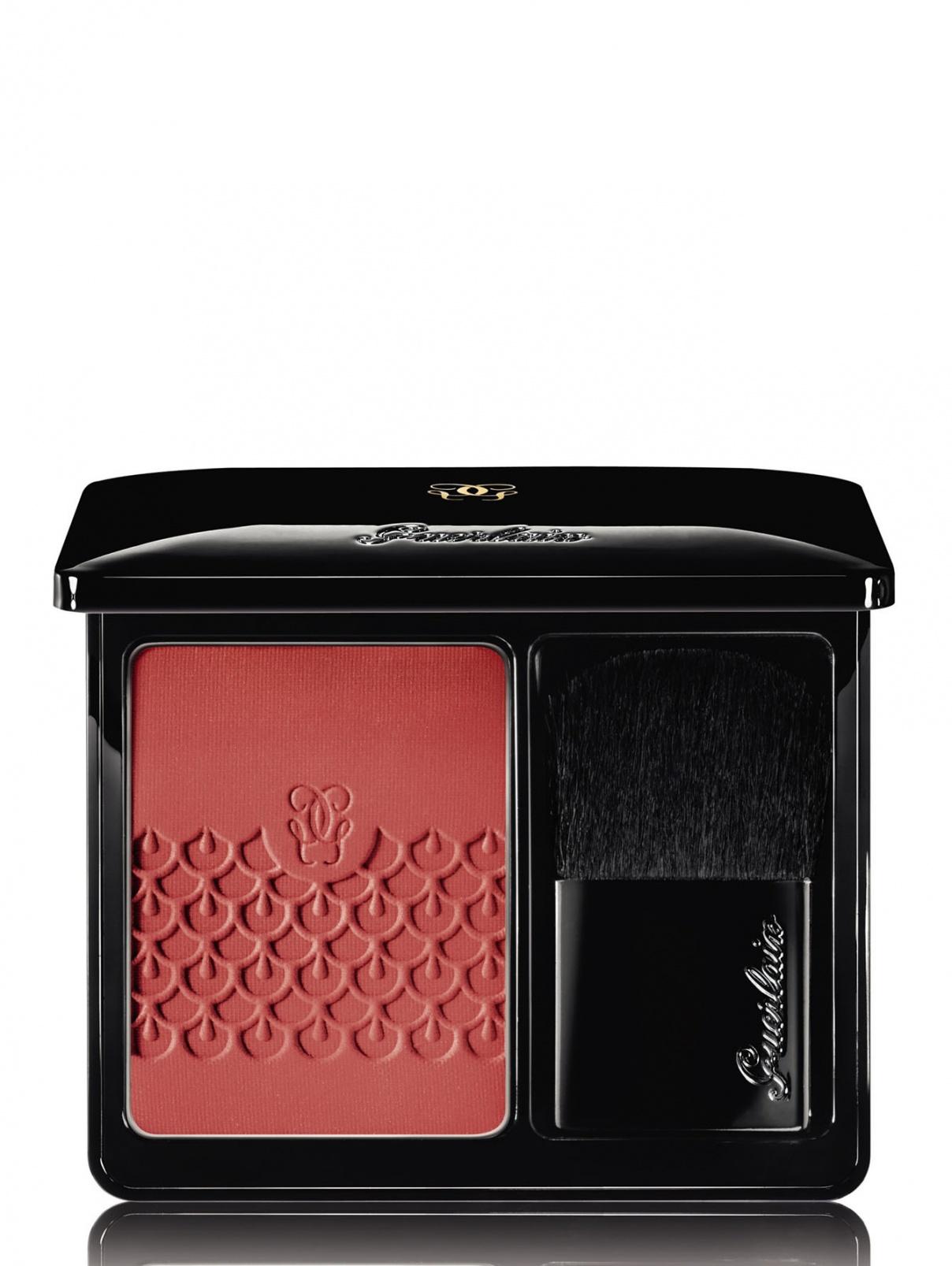 Румяна ROSE AUX JOUES, 02 Приглушенный розовый, 6,5 г Guerlain  –  Общий вид