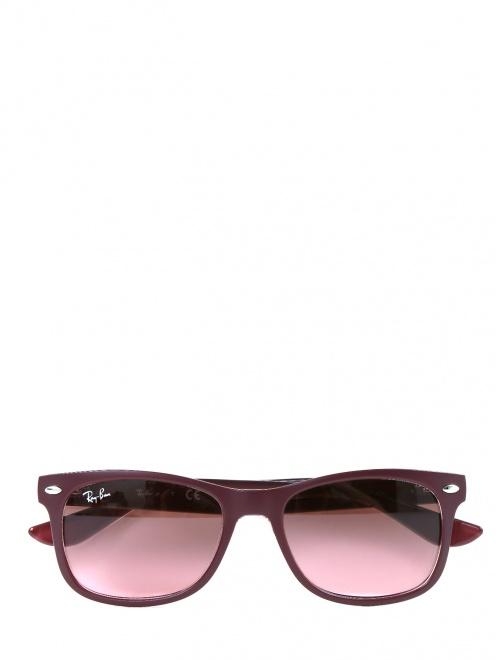 Очки солнцезащитные в яркой оправе Ray Ban - Общий вид