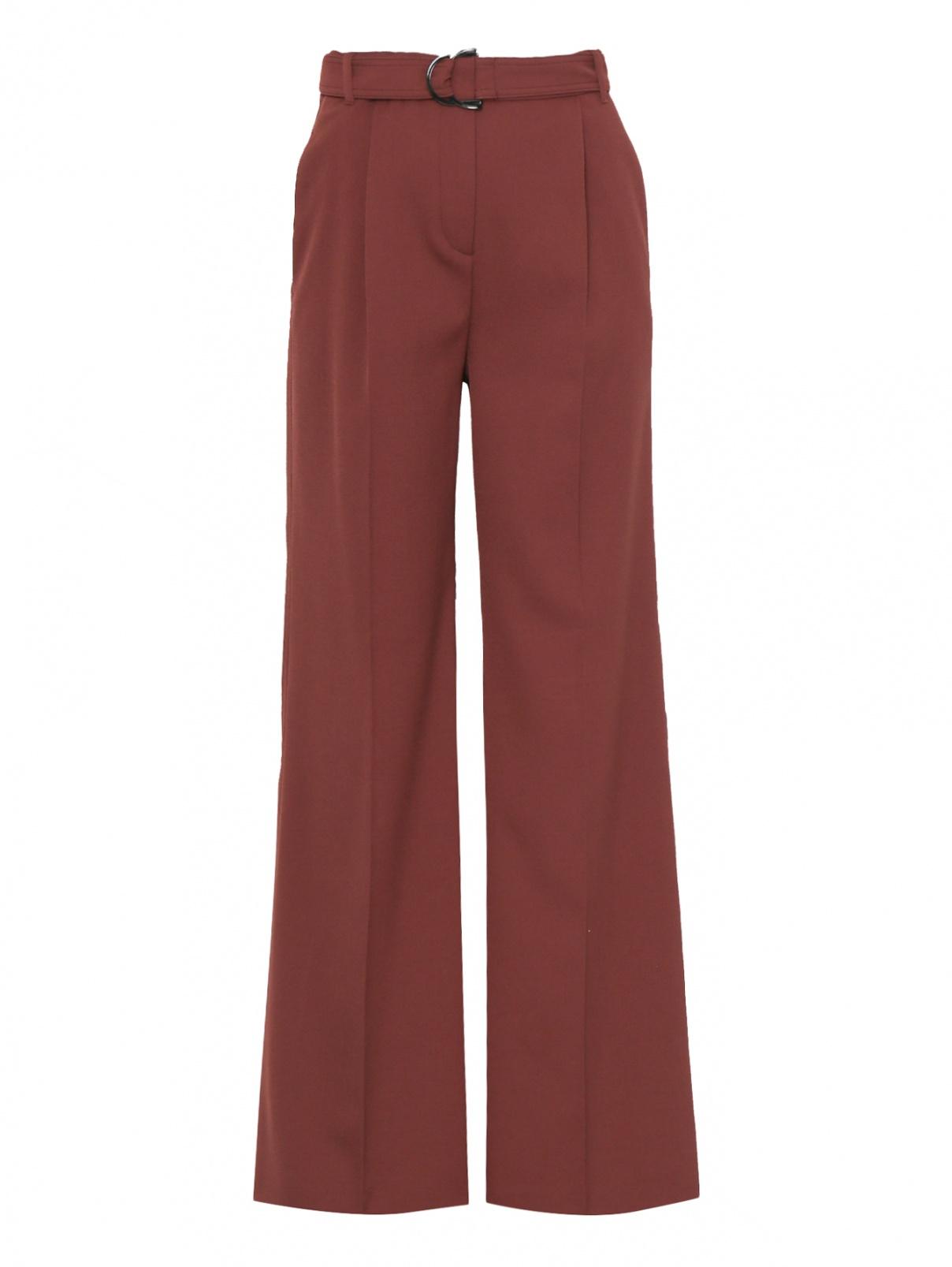 Широкие брюки с поясом Max&Co  –  Общий вид