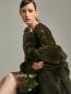 Платье-футляр декорированное пайетками Ermanno Scervino  –  МодельОбщийВид3