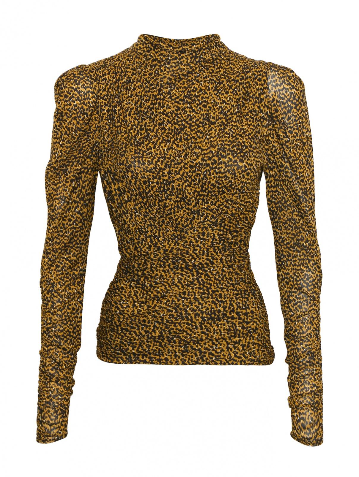 Блуза с узором Isabel Marant  –  Общий вид