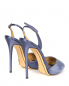 Босоножки из шелка на высоком каблуке La Perla  –  Обтравка2