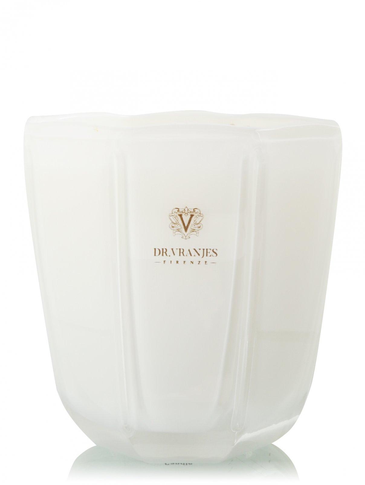 Свеча Ginger Lime Pearl White 500г Home Fragrance Dr. Vranjes  –  Общий вид
