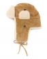 Шапка ушанка из хлопка Stetson  –  Общий вид