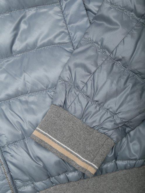 Куртка мужская стеганая - Деталь1