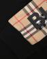 Толстовка из хлопка с контрастной отделкой Burberry  –  Деталь1