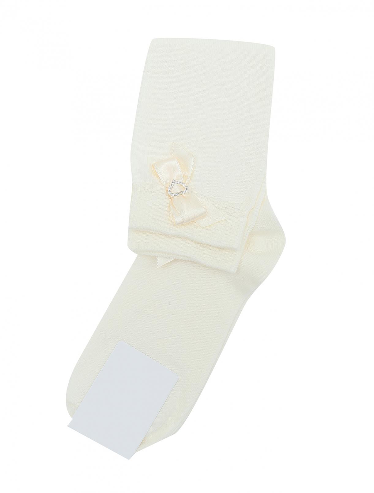 Носки из хлопка с декором La Perla  –  Общий вид
