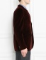 Пиджак однобортный из хлопка Etro  –  МодельВерхНиз2