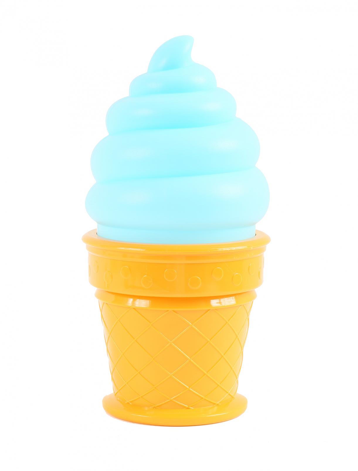 Детский ночник в форме мороженого A Little Lovely Company  –  Общий вид