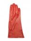 Перчатки из гладкой кожи Portolano  –  Обтравка1