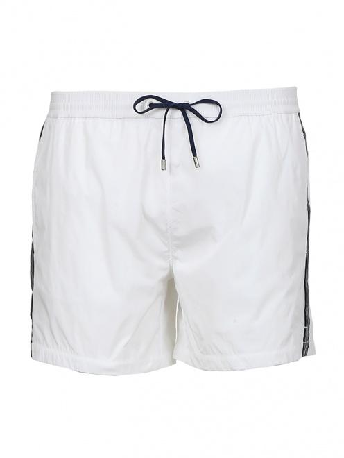 Плавательные шорты с задним карманом  - Общий вид