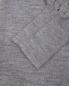 Джемпер с высоким горлом, из кашемира и шелка Malo  –  Деталь1