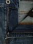 Широкие джинсы из плотного денима Burberry  –  Деталь1