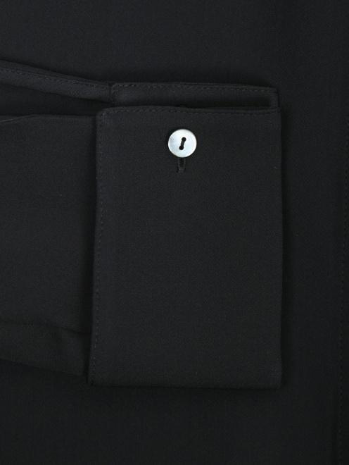 Блуза шелковая - Деталь1