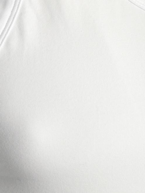 Майка из хлопка Dolce & Gabbana - Деталь
