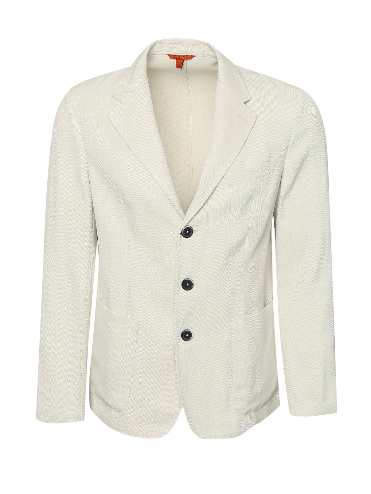 Пиджак с карманами Barena  –  Общий вид