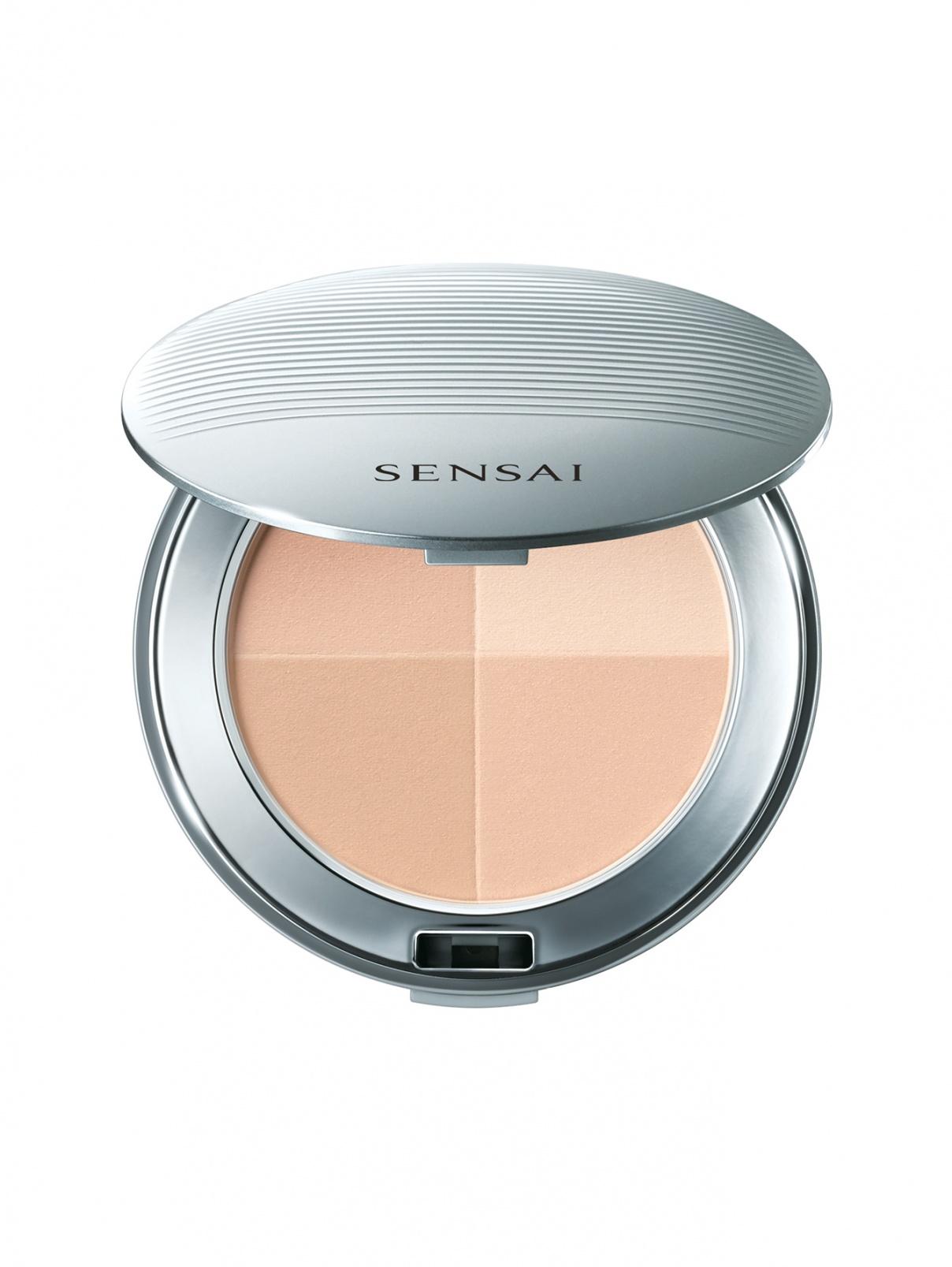 SENSAI CELLULAR PERFORMANCE Компактная пудра для лица 8 г Sensai  –  Общий вид