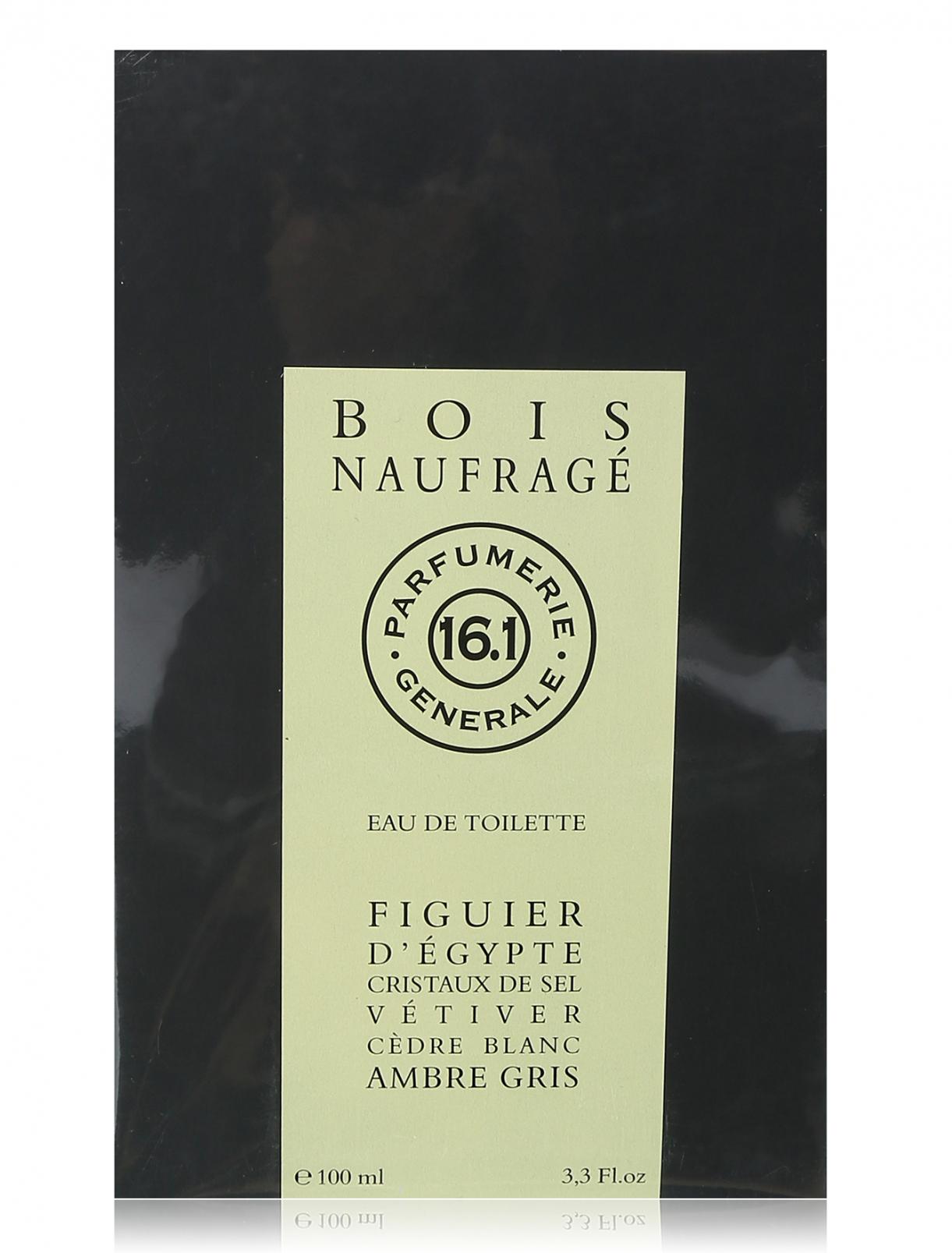 Туалетная вода 100 мл Bois Naufrage Generale Parfumerie Generale Parfumerie  –  Общий вид